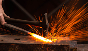 Blacksmithing Advanced Workshop - SOLD OUT